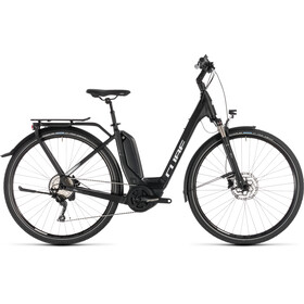Cube Touring Hybrid Pro 500 E-Trekking Bike Easy Entry black